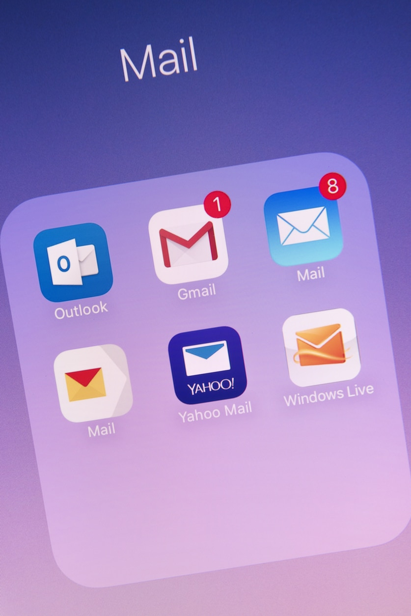 Microsoft outlook on phone apps